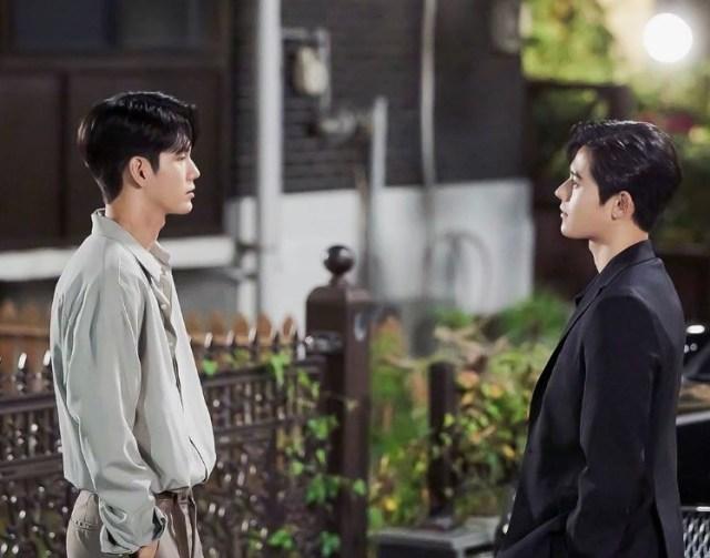 Probability More Than Friends, Persaingan Antara Ong Seong Wu dan Kim Dong Jun (62246)