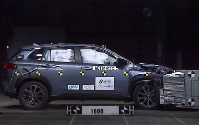 Toyota Corolla Cross Jalani Uji Tabrak, Hasilnya Mengagumkan (102188)