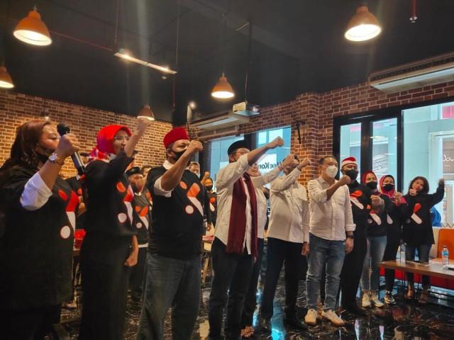 KITA Jakarta Deklarasi, Maman Imanulhaq: Kita Harus Tetap Bergerak dan Kreatif (1)