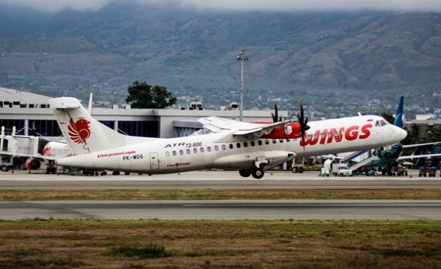 Wings Air Kini Layani Terbang PP dari Makassar ke Palu (106728)