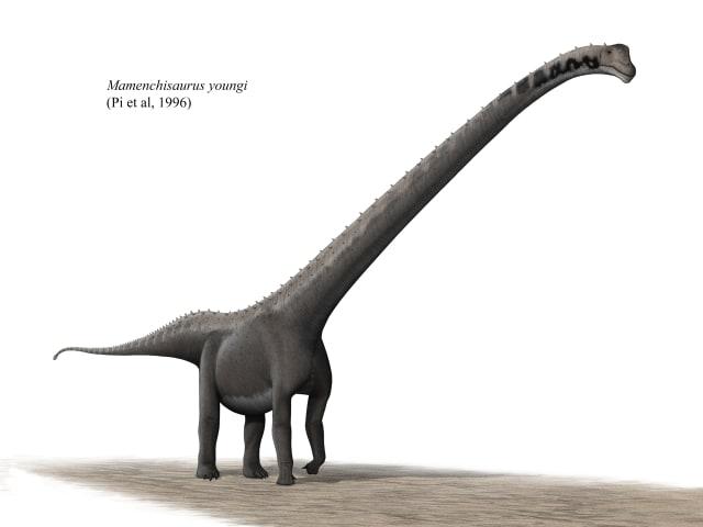 Ini 3 Dinosaurus Terbesar yang Pernah Kuasai Planet Bumi (3)