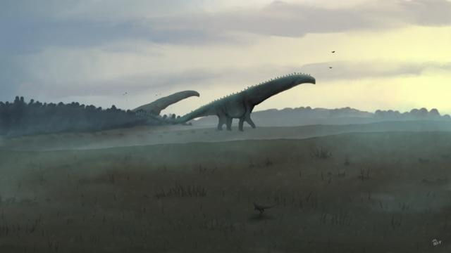 Ini 3 Dinosaurus Terbesar yang Pernah Kuasai Planet Bumi (75641)