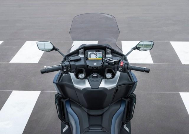 Honda Forza 750 Mengaspal ke Eropa, Kapan Masuk Indonesia?  (50149)