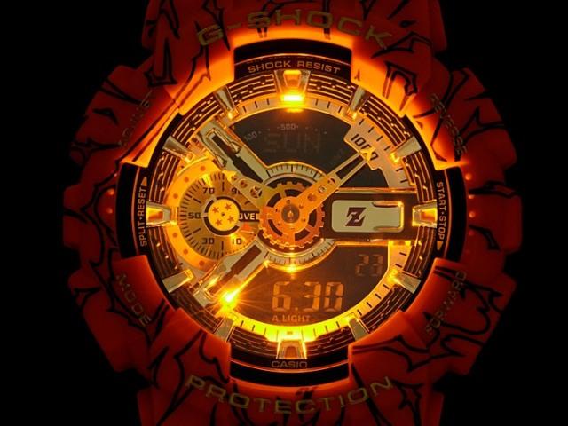 """Son Goku Hadir Dalam Jam Tangan """"G-Shock Dragon Ball Z"""" (95190)"""