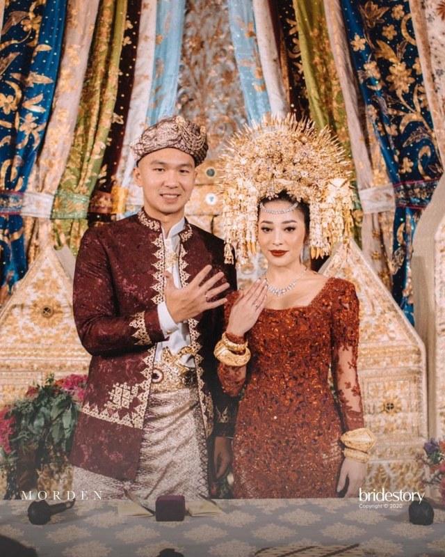 5 Berita Populer: Nikita Willy Menikah hingga Franky Sihombing soal Perceraian (99655)