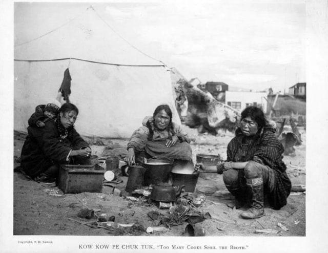 Agar Wanita Tak Kesepian, Pria Eskimo Punya Tradisi 'Mulia' Berbagi Istri (93282)
