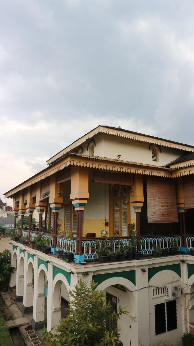 Istana Maimun, Kemegahan Peninggalan Kesultanan Deli (71804)