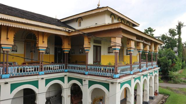 Istana Maimun, Kemegahan Peninggalan Kesultanan Deli (71805)