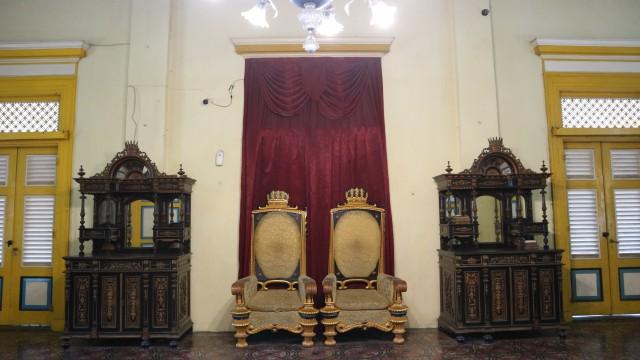 Istana Maimun, Kemegahan Peninggalan Kesultanan Deli (71808)