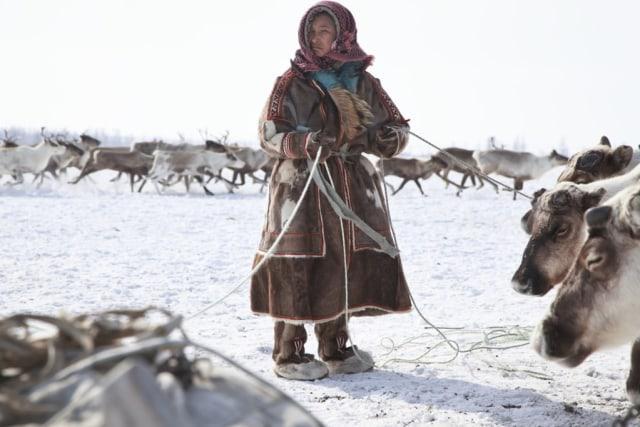 Agar Wanita Tak Kesepian, Pria Eskimo Punya Tradisi 'Mulia' Berbagi Istri (93281)