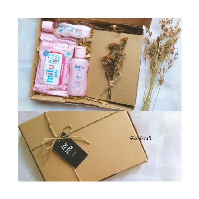 Soukraft, Gift Souvenir dari Kertas Kraft untuk Orang Terdekat (317643)