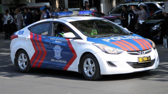 Ditlantas Polda Sumut Kaji Pelarangan Anggotanya Kawal Moge hingga Mobil Pribadi (208928)