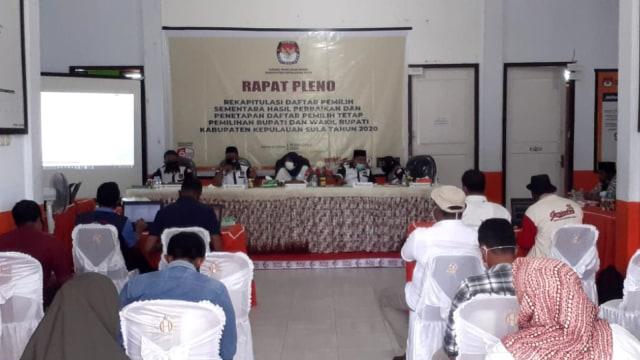 Pilkada Kepulauan Sula: KPU Tetapkan DPT 60 Ribu Lebihan (238341)