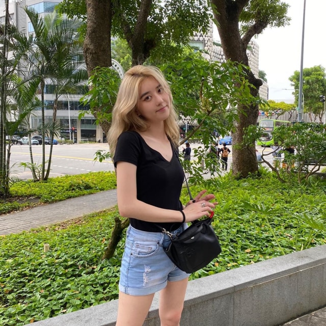 Eleanor Lee, Artis Singapura Pertama yang Masuk Nominasi Wajah Cantik Asia 2020 (75676)