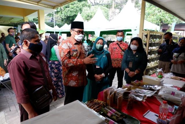 Serunya Lomba Dadakan Dispangtan Kota Malang untuk Peringati Hari Pangan Sedunia (7251)