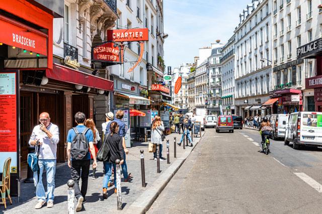 Mau Makan Escargot yang Enak dan Murah di Kota Paris? (21111)