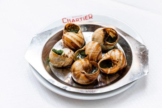 Mau Makan Escargot yang Enak dan Murah di Kota Paris? (21116)