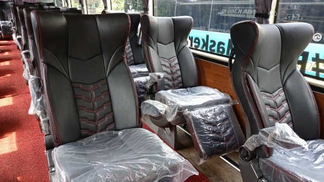 Bus Mewah Putera Mulya Bisa Dinikmati Warga Malang, Apa Saja Fiturnya? (82141)