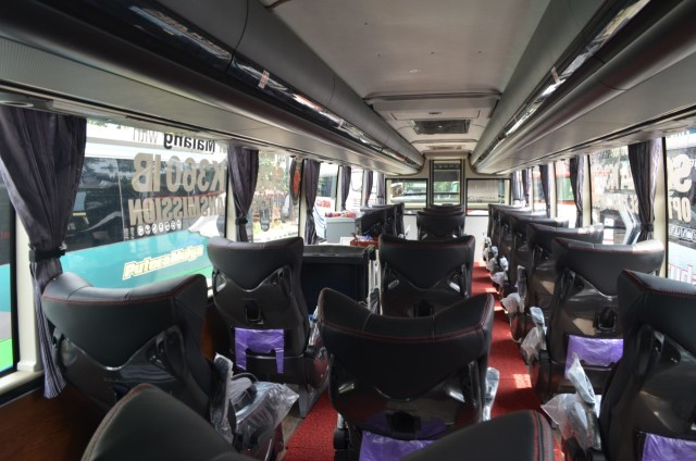 Bus Mewah Putera Mulya Bisa Dinikmati Warga Malang, Apa Saja Fiturnya? (82138)
