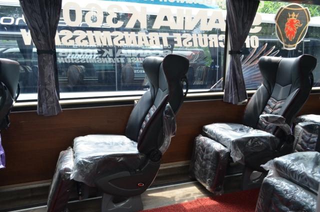 Bus Mewah Putera Mulya Bisa Dinikmati Warga Malang, Apa Saja Fiturnya? (82145)