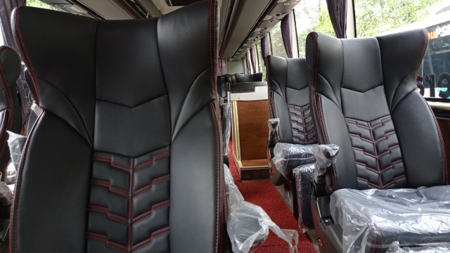 Bus Mewah Putera Mulya Bisa Dinikmati Warga Malang, Apa Saja Fiturnya? (82144)