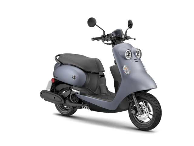 Yamaha Vinoora, Skutik Berdesain Mungil Baru yang Dijual Rp 39 Juta  (117008)
