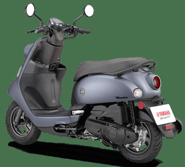 Yamaha Vinoora, Skutik Berdesain Mungil Baru yang Dijual Rp 39 Juta  (117009)