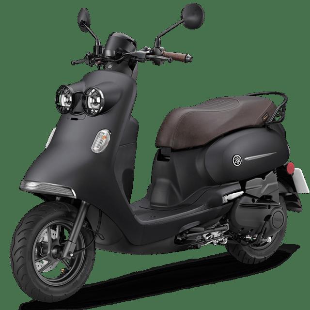 Yamaha Vinoora, Skutik Berdesain Mungil Baru yang Dijual Rp 39 Juta  (117005)