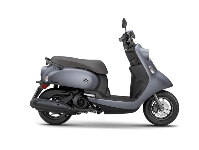 Yamaha Vinoora, Skutik Berdesain Mungil Baru yang Dijual Rp 39 Juta  (117007)