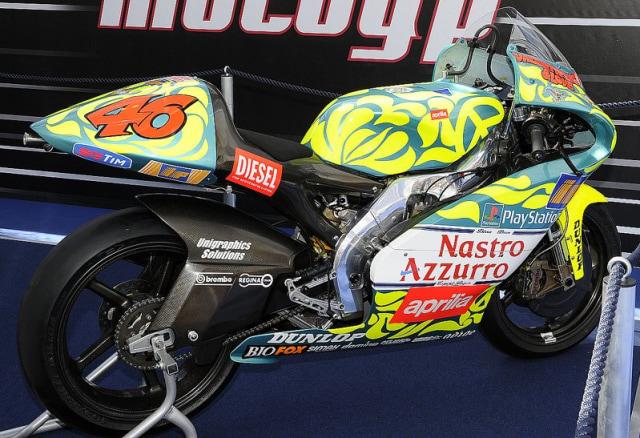 Mengintip `Garasi` Valentino Rossi, Ada Motor Apa Saja?  (17330)
