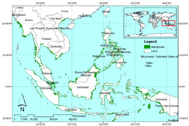 Pengelolaan Wilayah Hutan Bakau di Pesisir Laut dengan Penginderaan Jauh (99552)