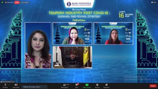 Dorong Wisatawan Kembali Berwisata, Kemenparekraf Siapkan Diskon Pariwisata 2021 (34416)