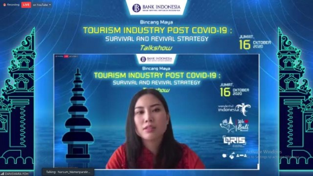 Dorong Wisatawan Kembali Berwisata, Kemenparekraf Siapkan Diskon Pariwisata 2021 (34414)
