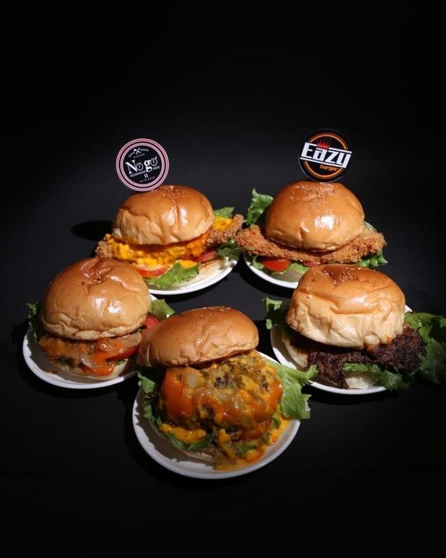 Mencicipi 'Eazy Burger' di Singkawang yang Diracik Sesuai Lidah Orang Indonesia  (65033)