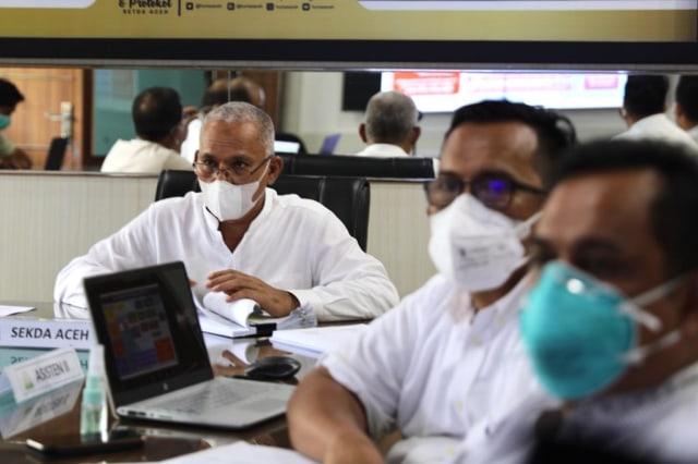 Pengiriman Sampel Dijadwal, Hasil Swab COVID di Aceh Diklaim Keluar dalam 24 Jam (5450)