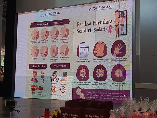 Deteksi Dini Kanker Payudara, Lakukan Sadari 2-3 Setelah Menstruasi (15265)