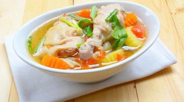 Sayur Sop Ayam Kampung, Cocok untuk Lauk Si Kecil di Rumah (52905)
