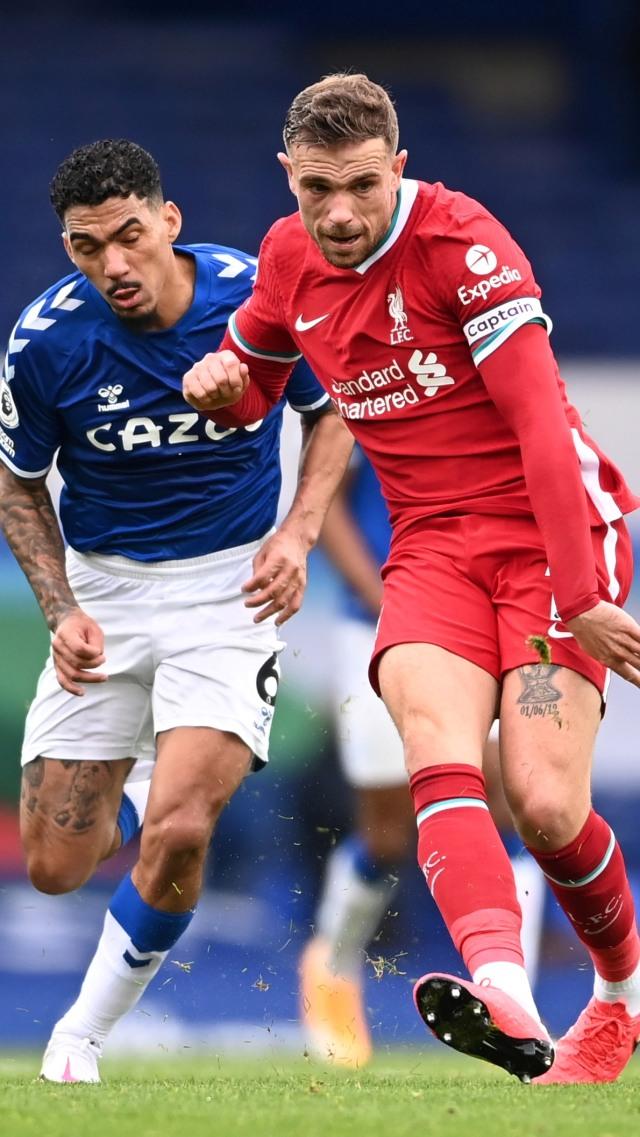 Everton vs Liverpool: Virgil van Dijk Jadi Tumbal Derbi Merseyside (30346)