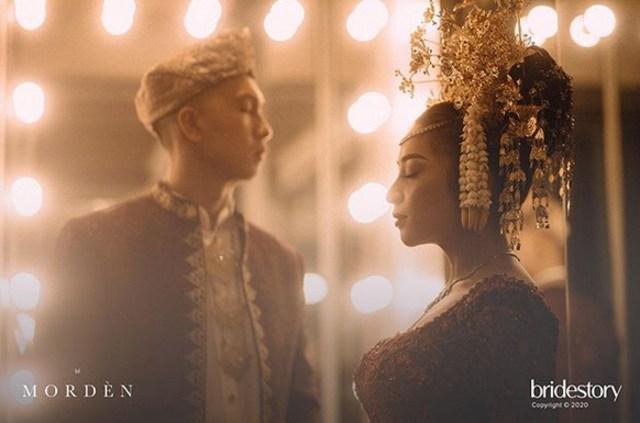 7 Potret Meriahnya Pernikahan Nikita Willy dengan Indra Priawan (51)