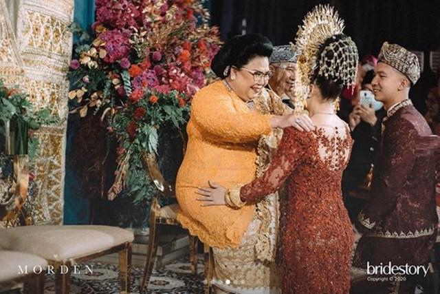 7 Potret Meriahnya Pernikahan Nikita Willy dengan Indra Priawan (53)