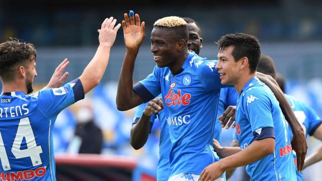 Napoli Vs Az Alkmaar Prediksi Line Up Kabar Terkini Jadwal Tayang Kumparan Com