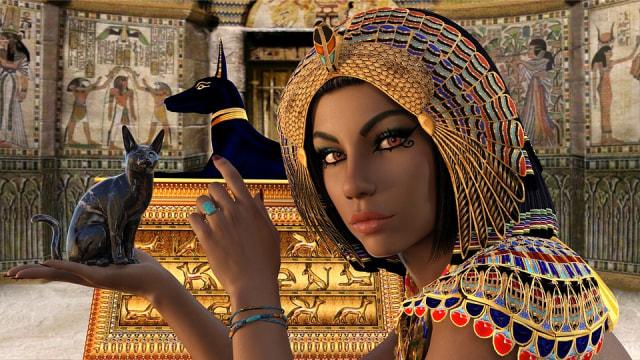 Kehidupan Cleopatra: Cinta, Perselingkuhan, dan Anak-anaknya (14736)