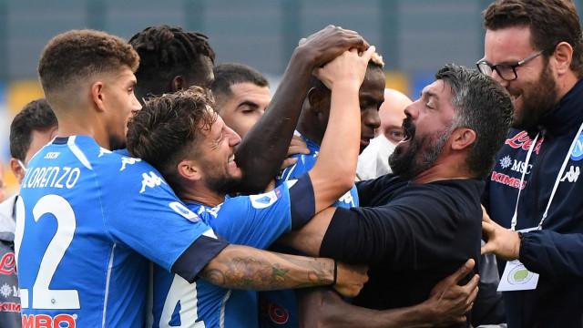 Prediksi Line Up Napoli vs AZ Alkmaar di Liga Europa (74069)