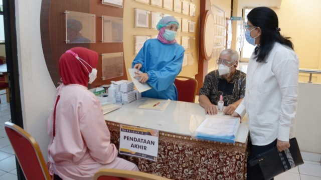 Update Uji Klinis Sinovac di RI: 837 Relawan Jalani Monitoring Manfaat Vaksin (73567)