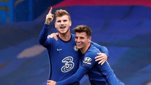 Chelsea vs Southampton: Sempat Unggul 2 Gol, The Blues Harus Puas Berbagi Angka (18214)