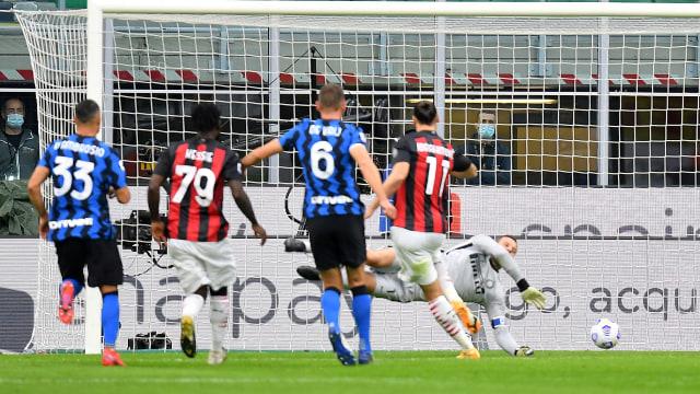 5 Fakta Menarik dari Duel Inter vs Milan di Liga Italia (28883)