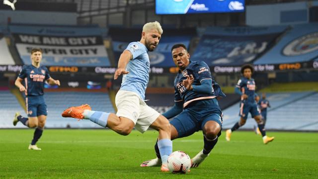 5 Fakta Menarik Man City vs Arsenal di Liga Inggris (69108)