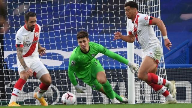 Lampard: Kepa Bisa Saja Tergusur jika Edouard Mendy Sembuh (13261)