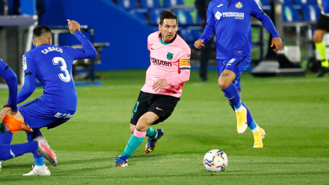 Getafe vs Barcelona: Blaugrana Telan Kekalahan Perdana di Liga Spanyol Musim Ini (66521)