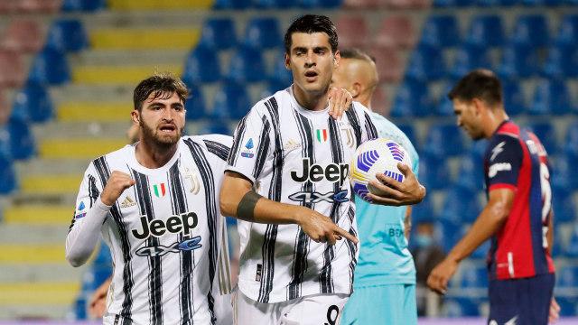 Live Streaming Juventus Vs Barcelona Di Liga Champions Kumparan Com
